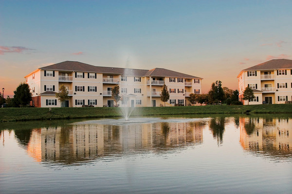 CBG builds Mill Pond Village Phase III, a 96 Market-Rate Apartment Homes in Salisbury, MD - Image #1