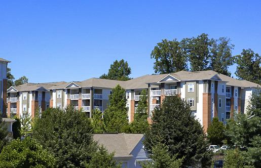 CBG builds Camden Fair Lakes Phase II, a 160 Class A+ Luxury Apartments in Fairfax, VA - Image #1