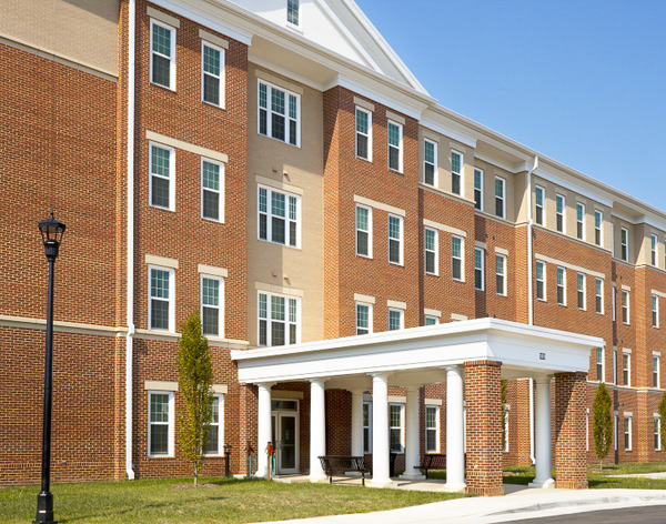 CBG builds Fort Belvoir Warriors in Transition Barracks, a 144 Units of Barracks for Soldiers Recovering from War Injuries in Fort Belvoir, VA - Image #2