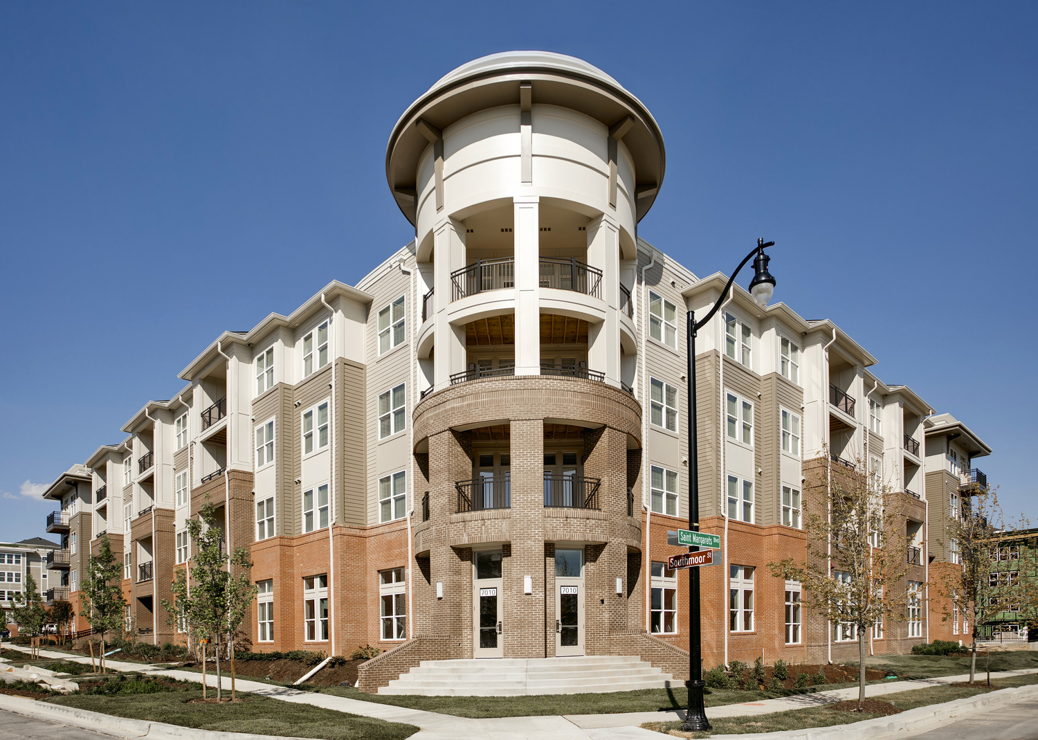 CBG builds Azure Oxford Square, a 248-Unit Residential Community with Amenities in Hanover, MD - Image #1