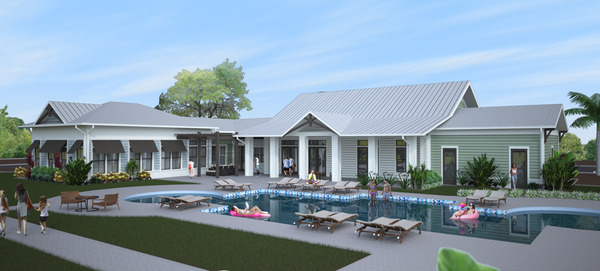 CBG builds Penler South Westshore, a 205-Unit Luxury Garden-Style Apartment Community in Tampa, FL - Image #2