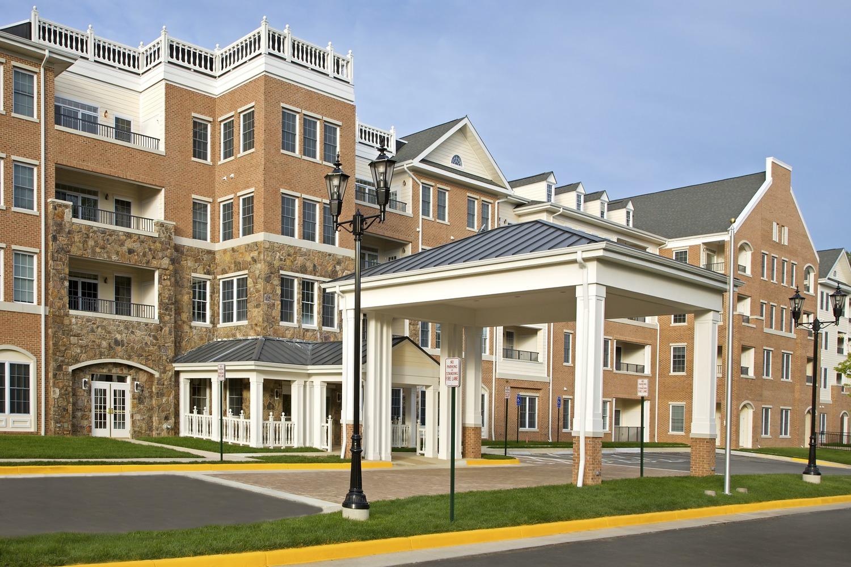 CBG builds The Woodlands, a 110-Unit Luxury Senior Living Campus in Fairfax, VA - Image #2