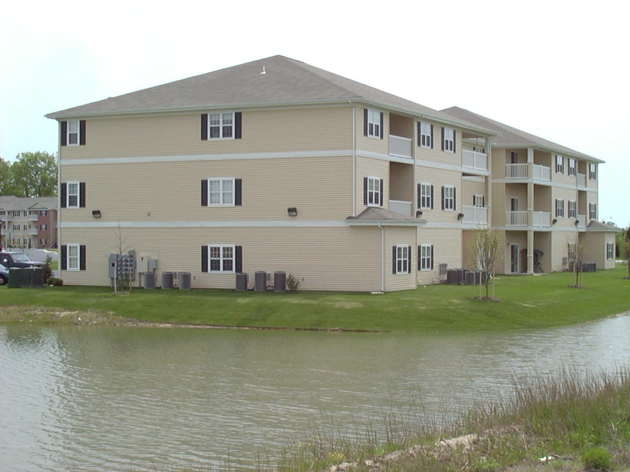 CBG builds Mill Pond Village Phase II, a 120 Garden-Style Luxury Apartment Community in Salisbury, MD - Image #5