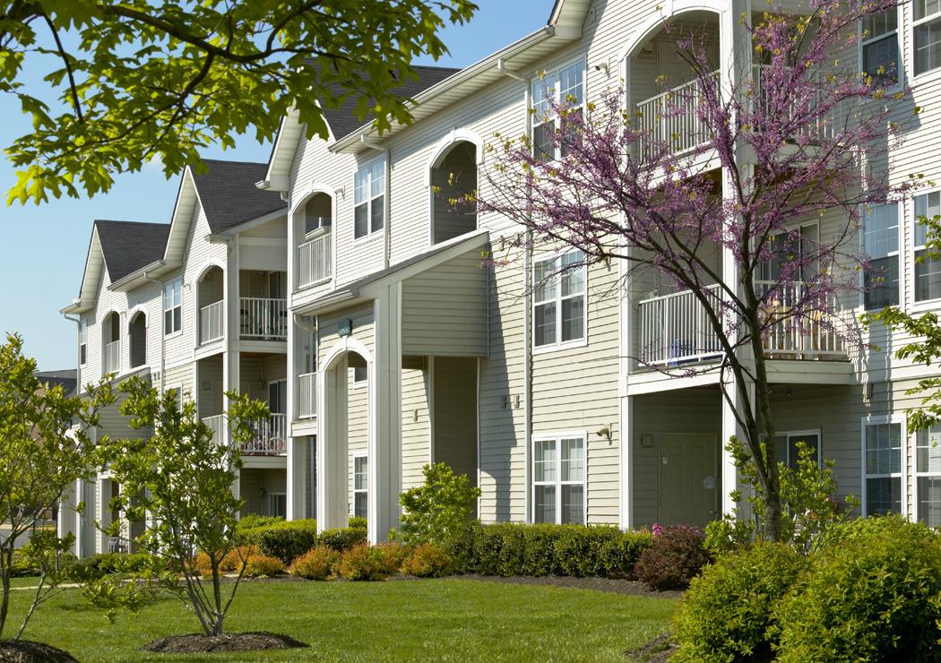CBG builds Coppermine Run, a 288 Apartment Homes in Herndon, VA