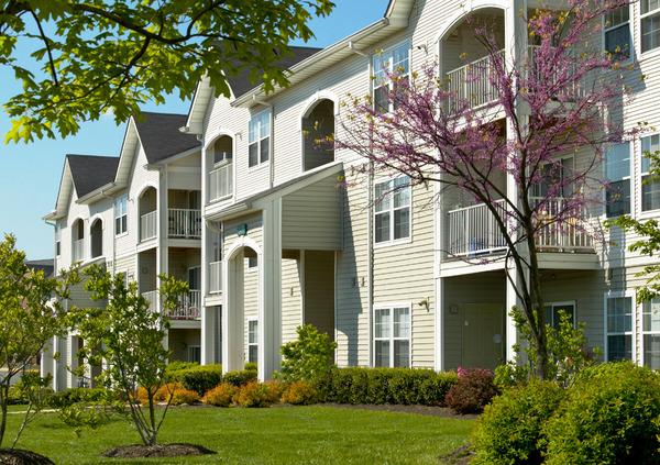 CBG builds Coppermine Run, a 288 Apartment Homes in Herndon, VA - Image #1