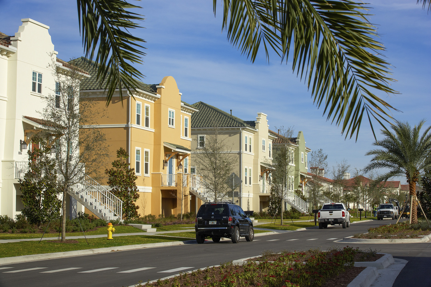 CBG builds MacDill Family Housing, a 527 Homes for Military Families in the Air Force at Harbor Bay at MacDill in Tampa, FL - Image #2