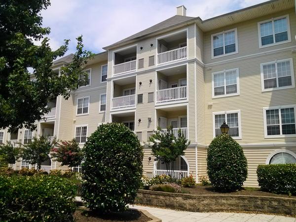 CBG builds Palazzo at Park Center, a 400 Class A Apartments in Alexandria, VA - Image #2