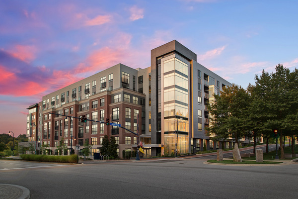 CBG builds The Haven at National Harbor, a LEED®-Certified Condominium Community with Amenities and Below-Grade Parking in National Harbor, MD - Image #1