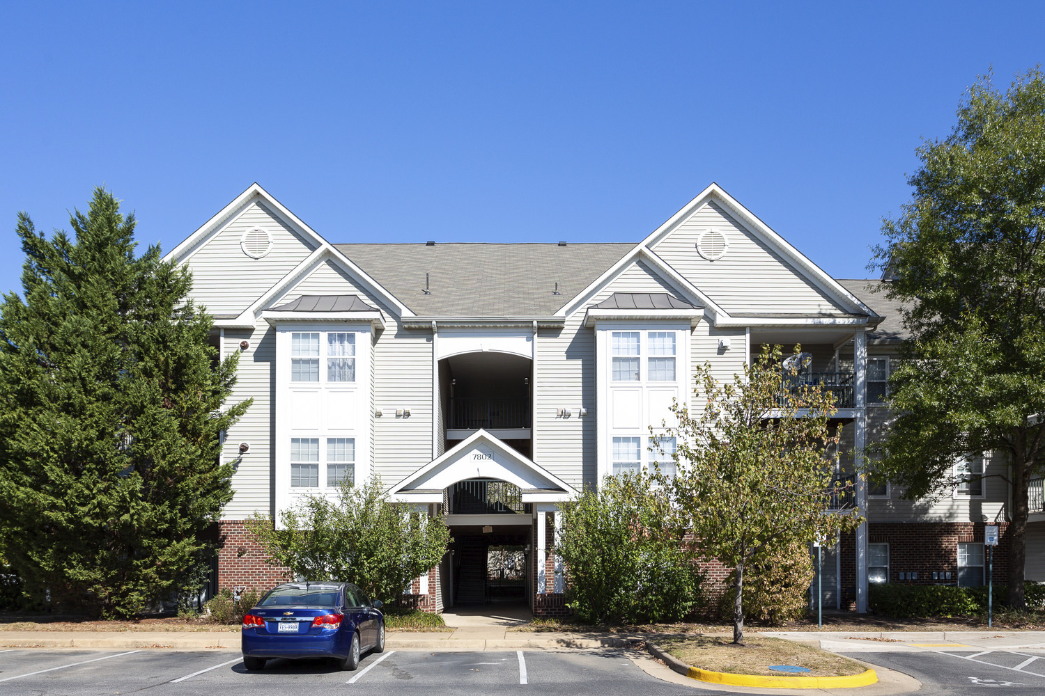 CBG builds The Fields at Lorton Station Phase I, a 168 Market-Rate and Affordable Apartments in Lorton, VA