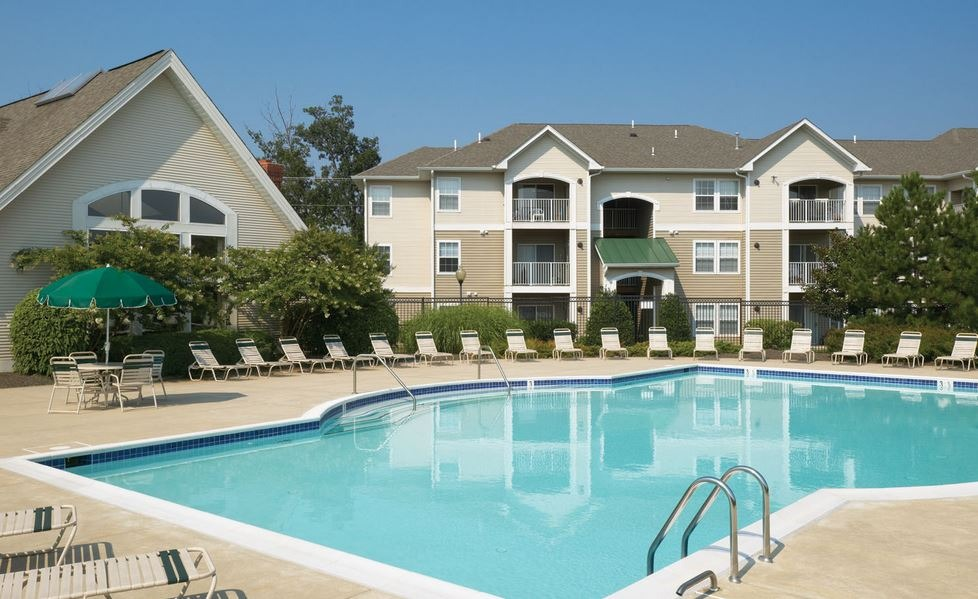 CBG builds The Fields at Cascades, a 320 Apartment Homes in Sterling, VA - Image #1