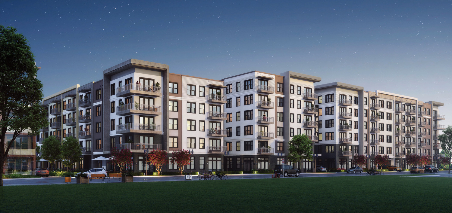 CBG Begins Construction on Luxury Apartment Community in Downtown Dallas - Press Release Image