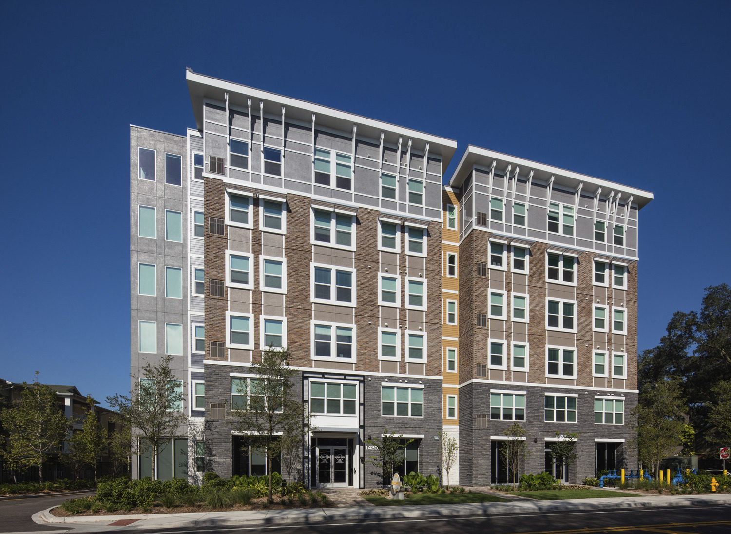 CBG builds Lark on 42nd, a 161-Unit, 512-Bed Student Housing Community with Amenities in Tampa, FL - Image #1