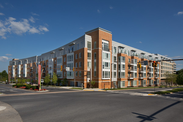 CBG builds The Metropolitan Downtown Columbia, a 380-Unit Mixed-Use Development with Parking Garage in Columbia, MD - Image #11