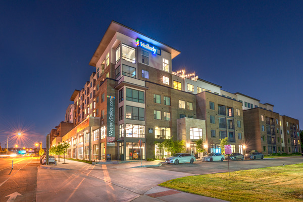 CBG builds The Westerly, a Seven-Story Luxury Community with Rooftop Skydeck in Dallas, TX - Image #1