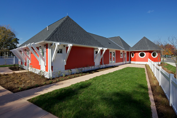 CBG builds Wounded Warrior Home Project, a Two Innovative Prototype Homes for Wounded Warriors at Fort Belvoir in Fort Belvoir, VA - Image #10