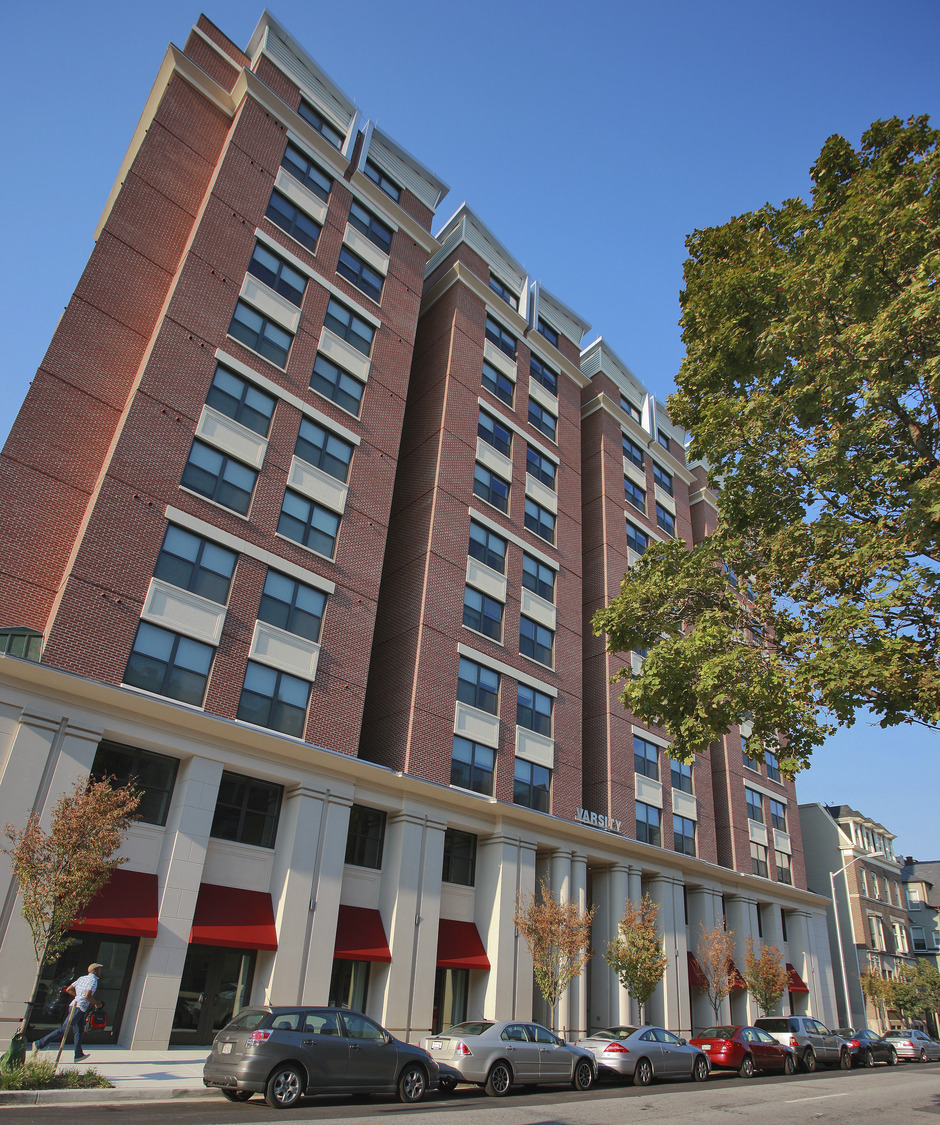CBG builds Varsity at University of Baltimore, a 11-Story, 323-Bed Student Housing Community with 114 Luxury Apartment Units in Baltimore, MD - Image #5