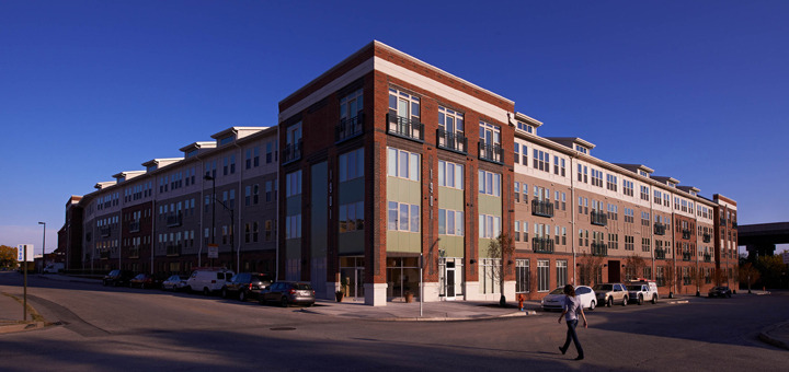 Clark Builders Group Completes 1901 South Charles Street in Baltimore's Federal Hill Neighborhood Press Release Image