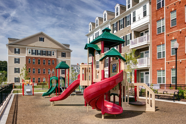 CBG builds Creekstone Village Apartments Phase II, a 156 Garden-Style Apartments and Townhomes with Recreation Center in Pasadena, MD - Image #4