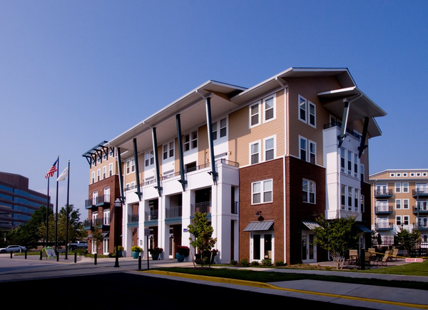 CBG builds Camden Monument Place, a 293 Class-A Homes with 75 Upgraded Homes in Fairfax, VA - Image #1