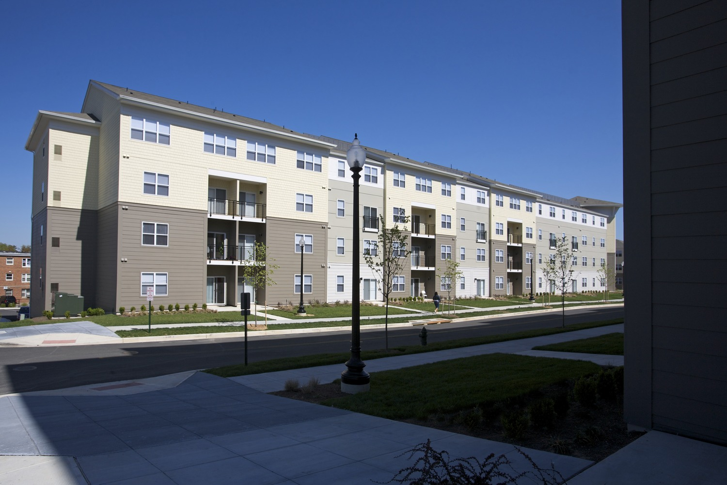 CBG builds Aventine Fort Totten, a 307 Transit-Oriented, Market-Rate Apartments in Washington, DC - Image #2