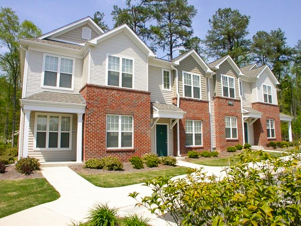 CBG builds Falls Creek Apartments Phase I, a 238-Unit Complex with 112 Apartments in Raleigh, NC - Image #3