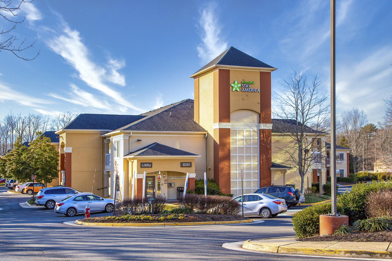 CBG builds Extended Stay America at Merrifield, a 133-Unit Extended Stay Hotel in Fairfax, VA