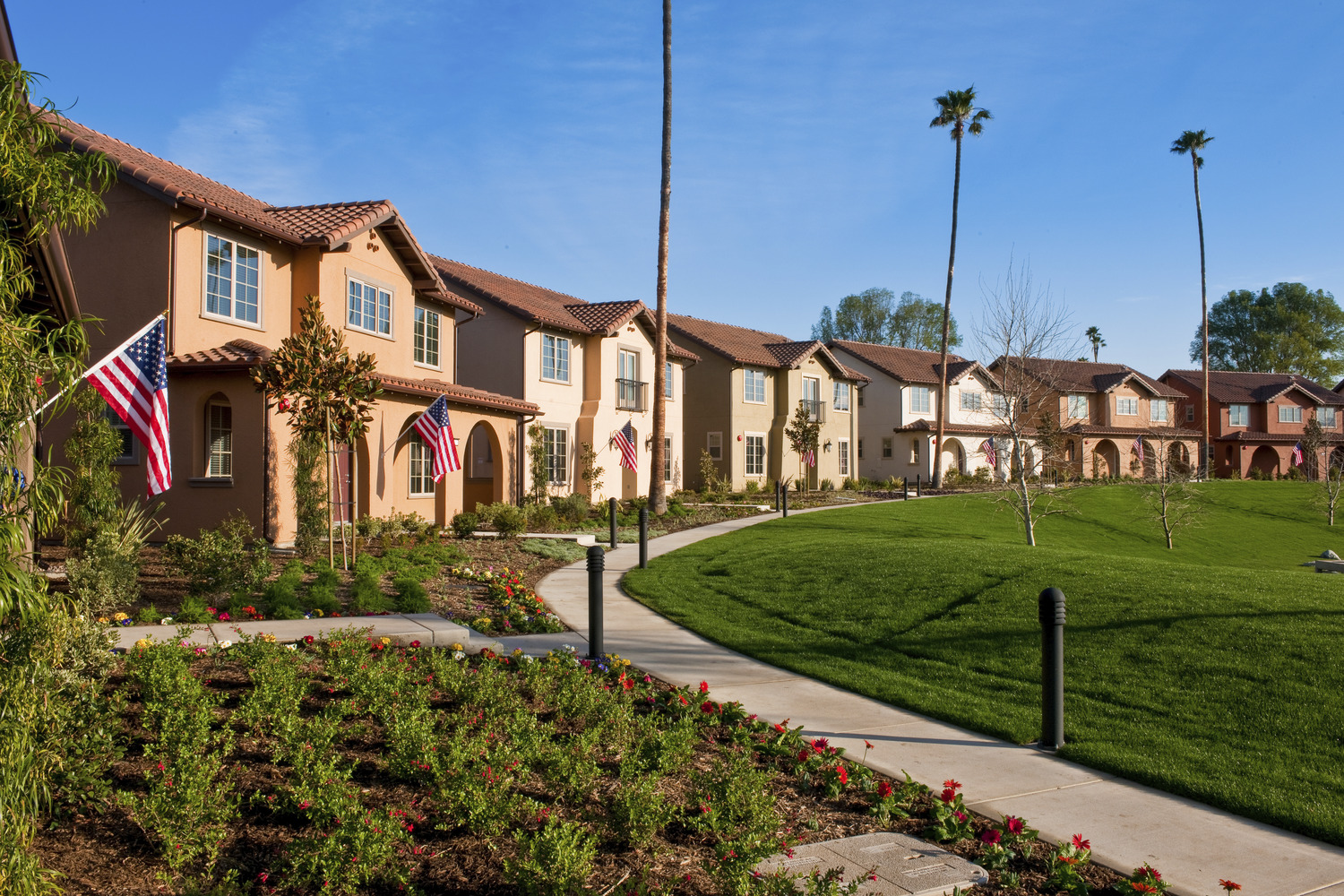 CBG builds San Diego Family Housing, a 12,698 Homes Across 24 Sites in California and Nevada in NV, CA
