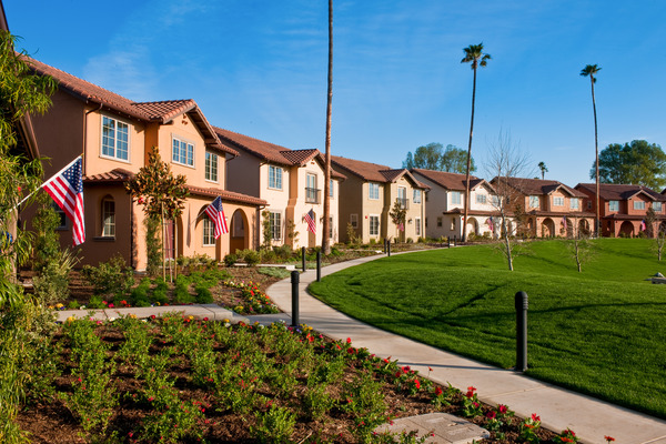 CBG builds San Diego Family Housing, a 12,698 Homes Across 24 Sites in California and Nevada in NV, CA - Image #1