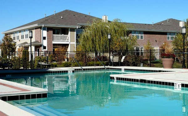 CBG builds Butterfield Oaks, a 336 Class A Apartments in Aurora, IL - Image #2