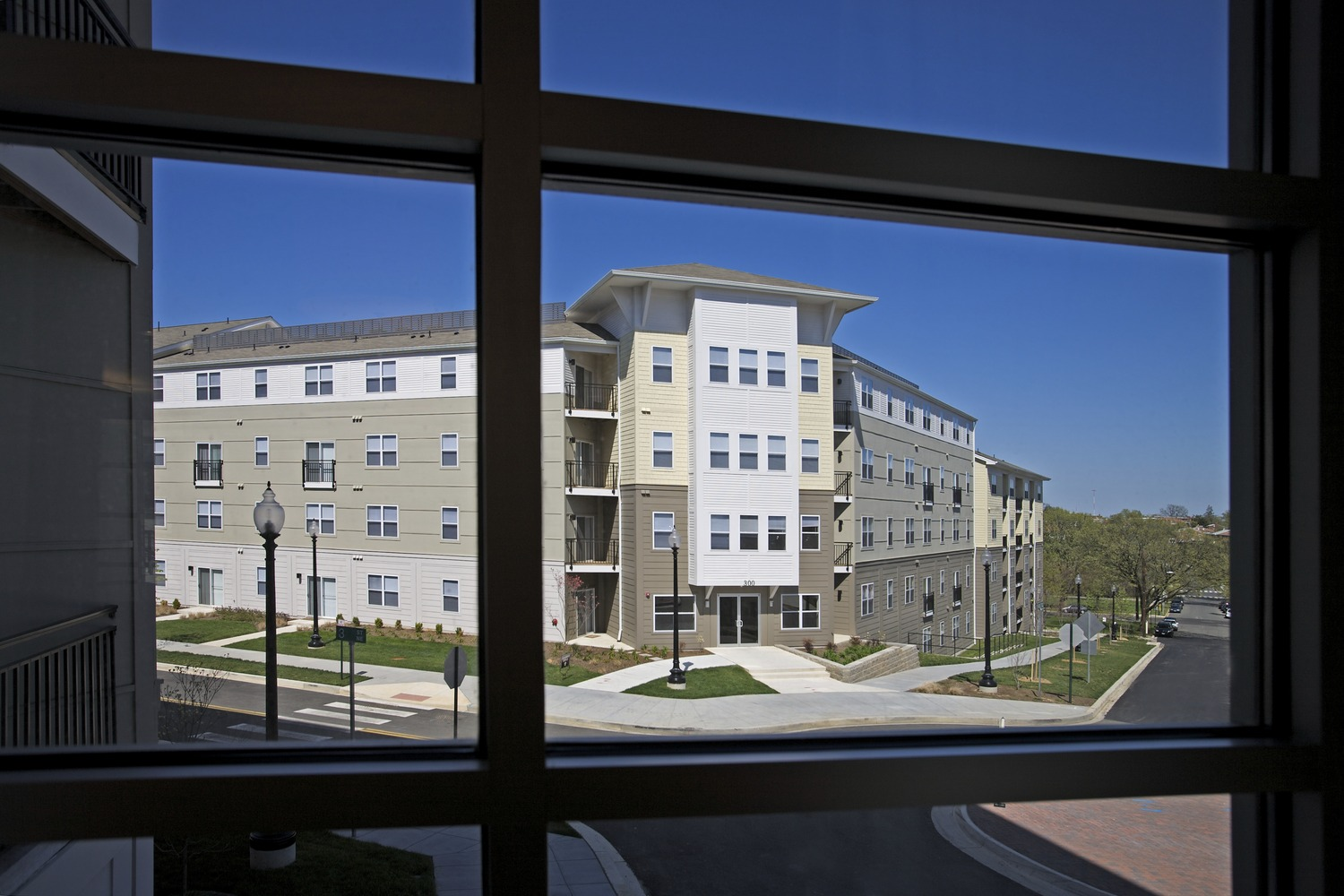 CBG builds Aventine Fort Totten, a 307 Transit-Oriented, Market-Rate Apartments in Washington, DC - Image #5