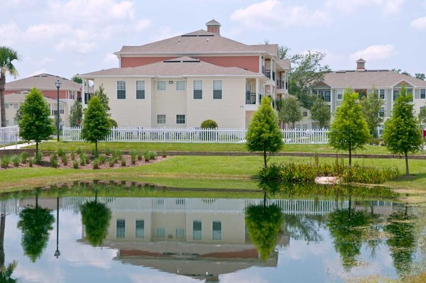 CBG builds Providence at Zephyr Ridge, a 208 Wood-Framed Garden Apartments in Zephyrhills, FL - Image #2