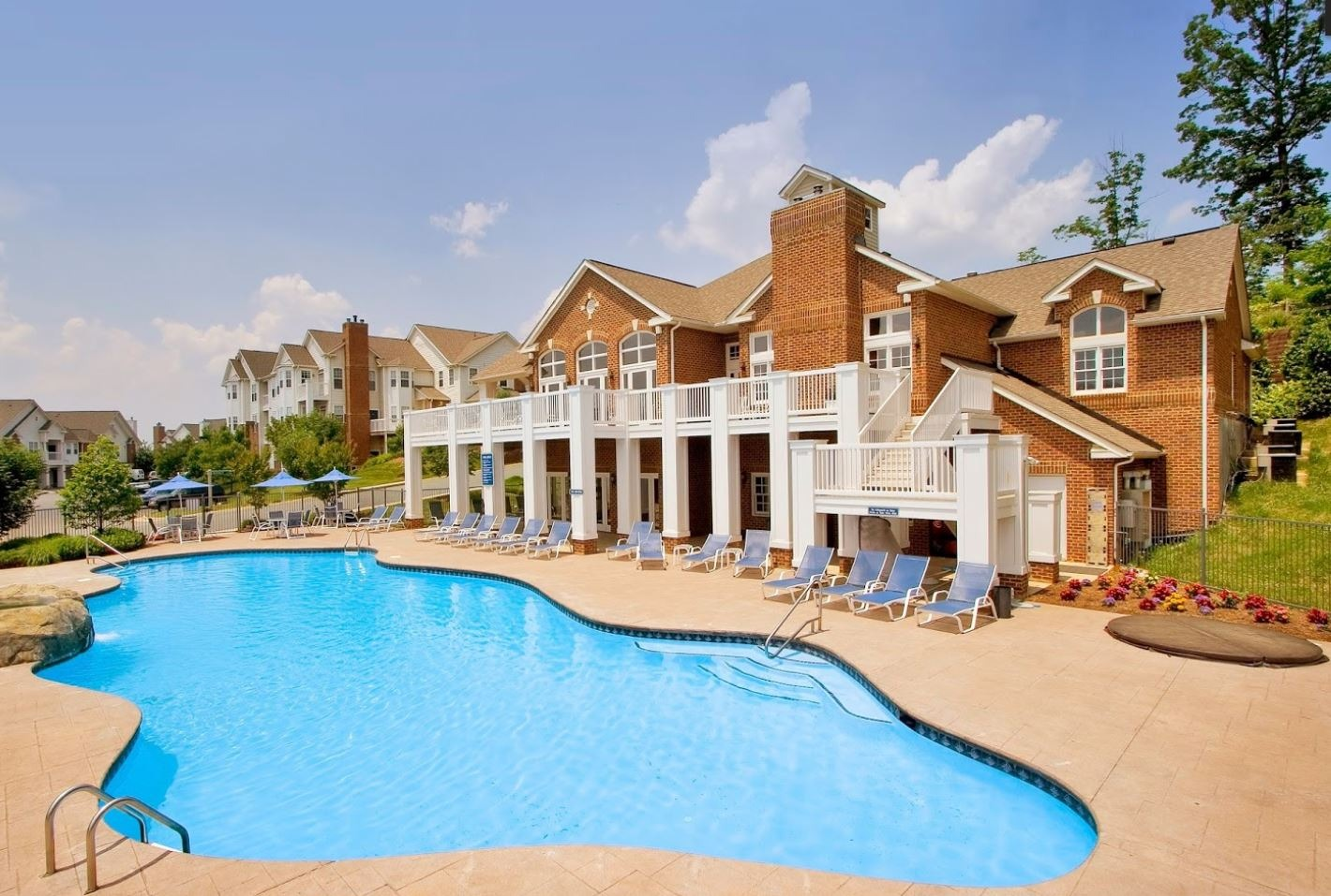 """CBG builds Carriage Hill Phase II, a 140-Unit Class A """"Big House"""" Apartment Community in Charlottesville, VA"""