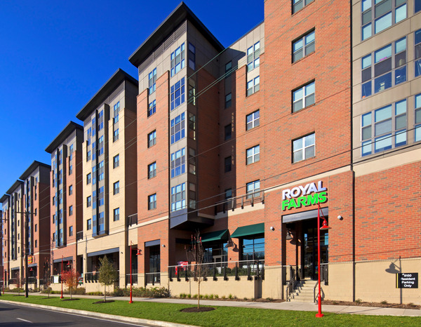 CBG builds Varsity at College Park, a 901-Bed Student Housing Community with 258 Luxury Apartments in College Park, MD - Image #4