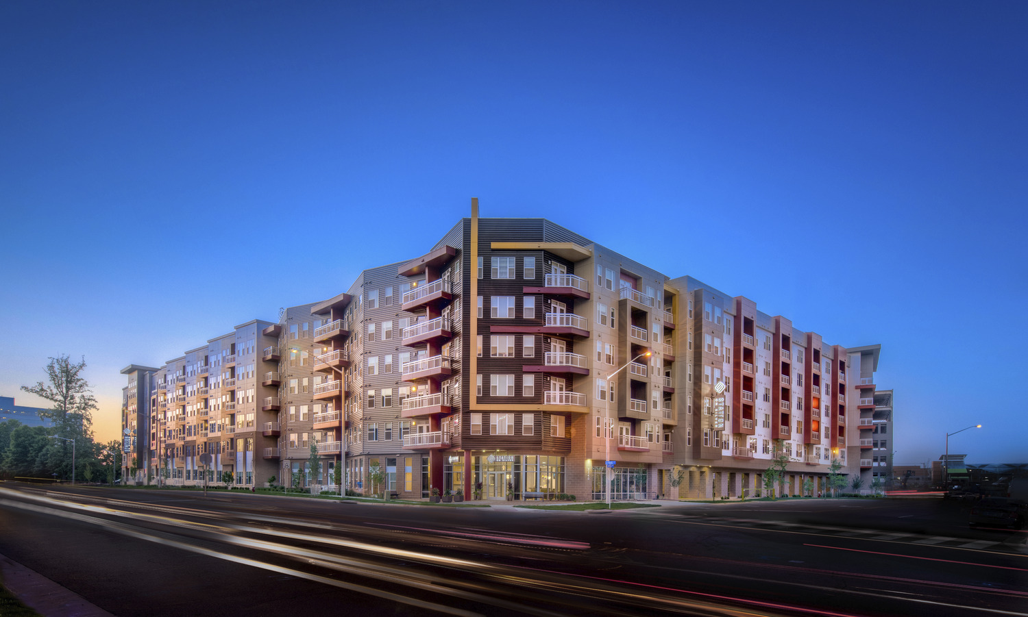 CBG builds Station on Silver, a 400-Unit Transit-Oriented Apartment Community with Parking and Amenities in Herndon, VA - Image #1