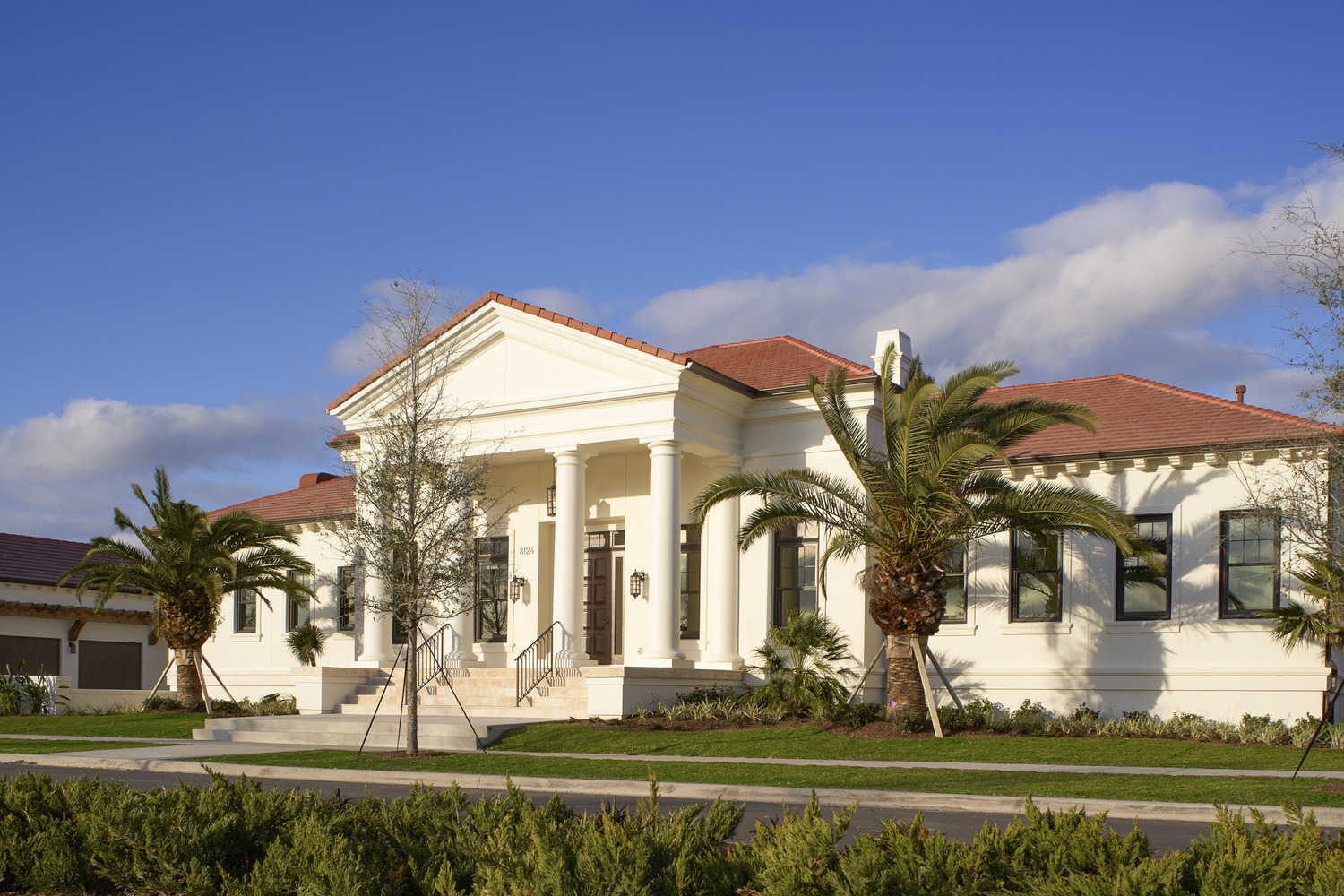 CBG builds MacDill Family Housing, a 527 Homes for Military Families in the Air Force at Harbor Bay at MacDill in Tampa, FL - Image #3