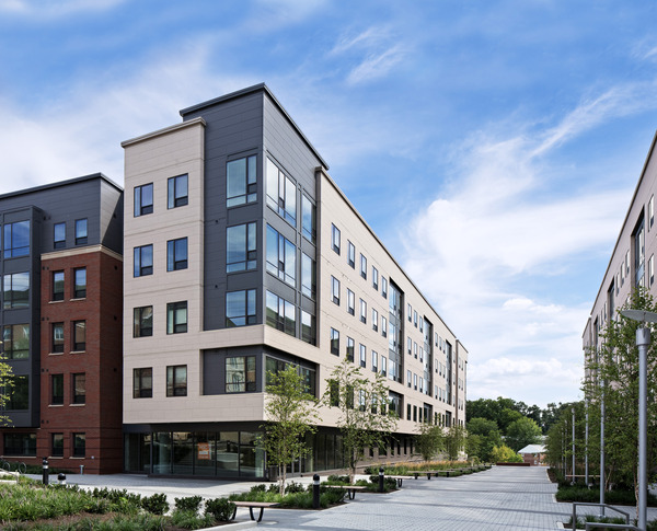 CBG builds Terrapin Row, a 1,493-Bed, 418-Unit Mixed-Use Student Housing Community with Retail in College Park, MD - Image #1