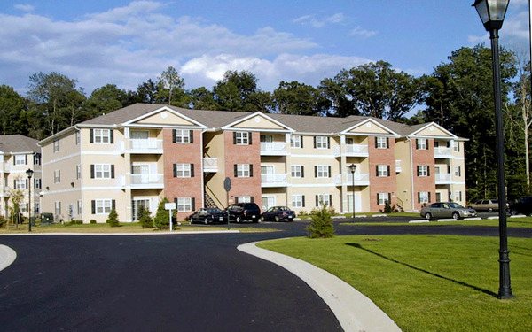 CBG builds Mill Pond Village Phase I, a 240 Market-Rate Apartments in Salisbury, MD - Image #3