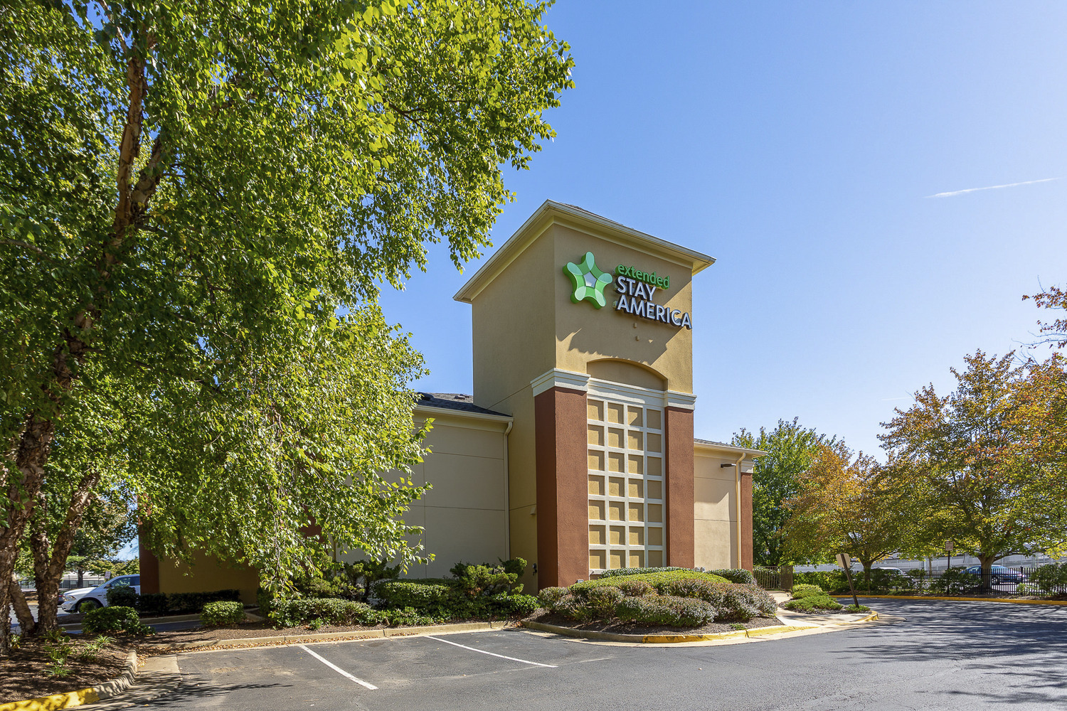 CBG builds Extended Stay America at Fair Oaks, a 133-Unit Extended Stay Hotel in Fairfax, VA