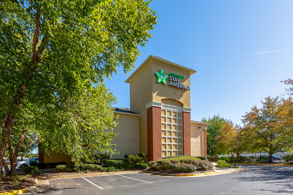 CBG builds Extended Stay America at Fair Oaks, a 133-Unit Extended Stay Hotel in Fairfax, VA - Image #1