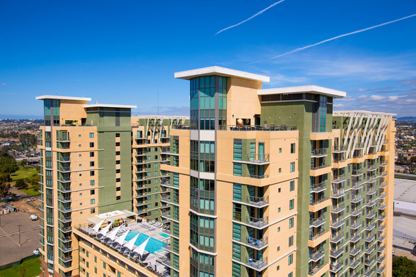 CBG builds Pacific Beacon, a 2,398 Beds in 1,199-Unit Luxury Apartment Community for Single Sailors and Students in San Diego, CA - Image #3