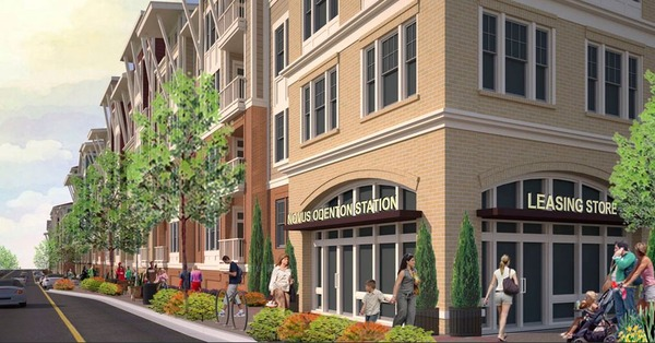 CBG builds Novus Odenton, a 244-Unit Luxury Apartment Community in Odenton, MD - Image #2