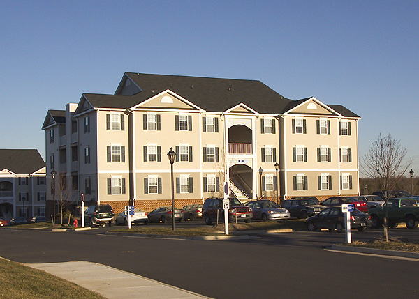 CBG builds Sunchase at Longwood, a 560-Bed, 140-Unit Student Housing Community in Farmville, VA