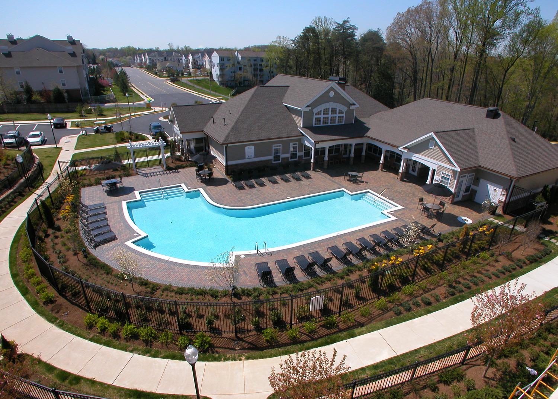 CBG builds Park Place at Van Dorn, a 285-Unit Class A Apartment Community in Alexandria, VA - Image #3