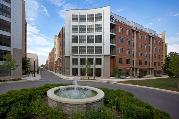 CBG builds North Tract Lofts, a 184 Apartment Units, 4,700-SF Amenity Area, and Two Stories of Underground Parking in Arlington, VA - Image #1