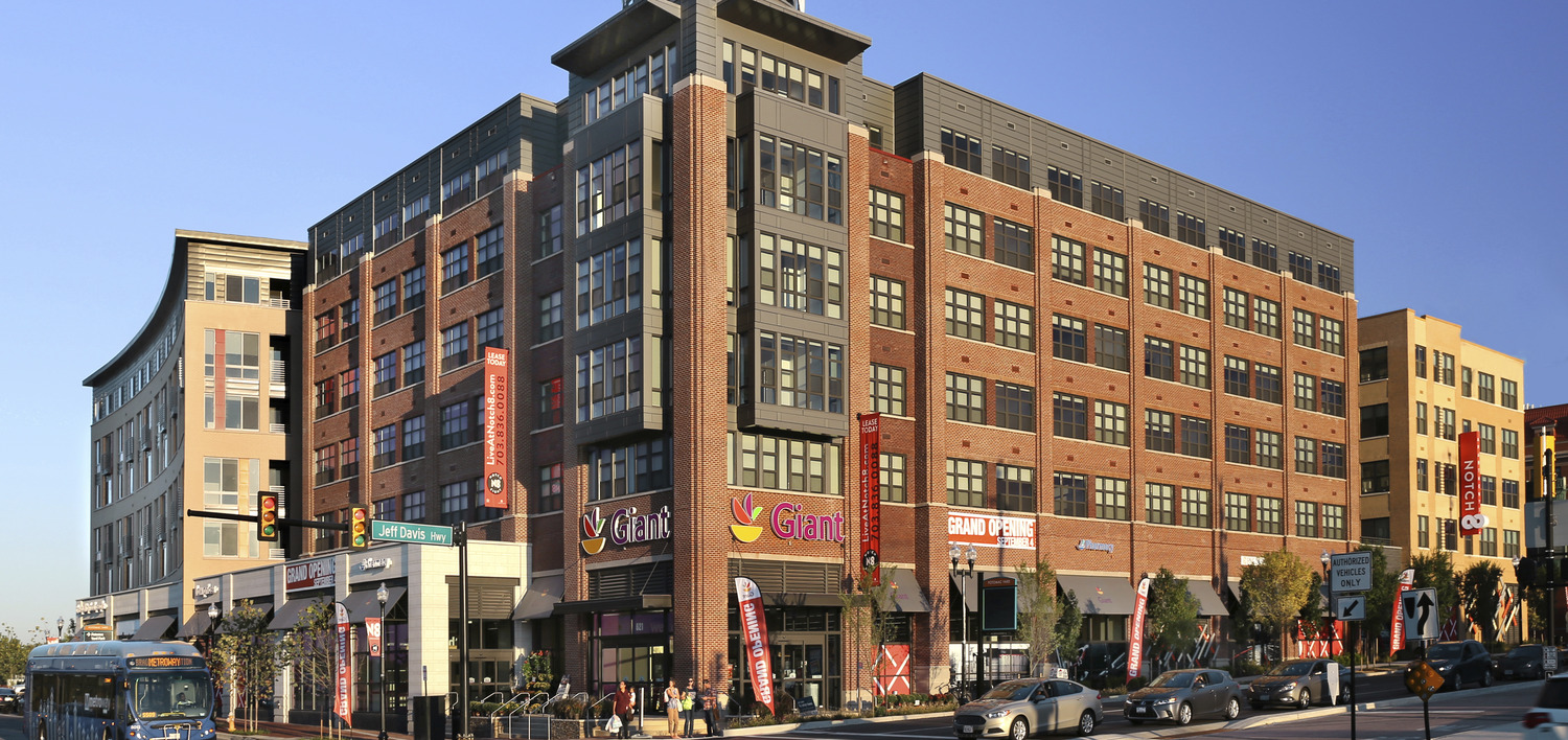 Notch 8 at Potomac Yard Achieves LEED Certification Press Release Image