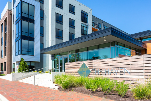 CBG builds The Haven at National Harbor, a LEED®-Certified Condominium Community with Amenities and Below-Grade Parking in National Harbor, MD - Image #12