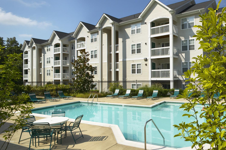 CBG builds Sanger Place, a 182 Apartment Homes in Lorton, VA