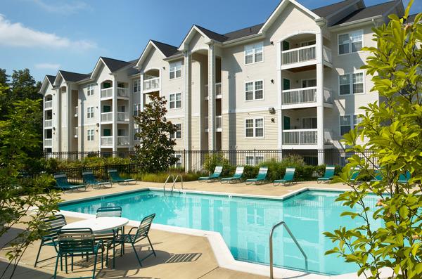CBG builds Sanger Place, a 182 Apartment Homes in Lorton, VA - Image #1