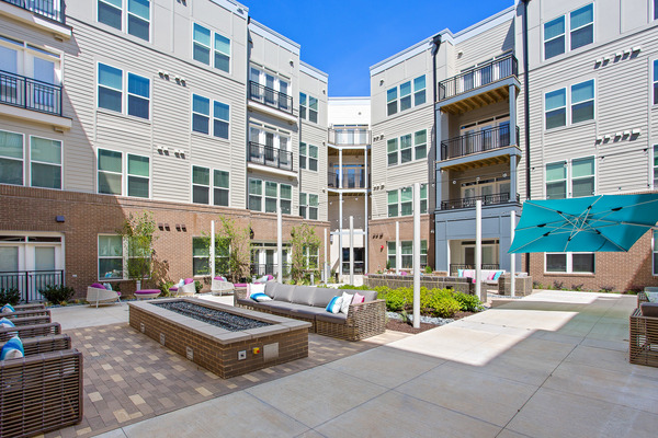 CBG builds Bell Shady Grove, a 315-Unit Mixed-Use Community with Amenities in Rockville, MD - Image #7