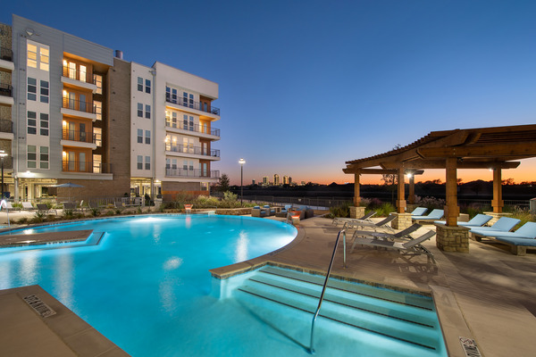 CBG builds The View of Fort Worth, a 300-Unit Apartment Community with Amenities in Fort Worth, TX - Image #2